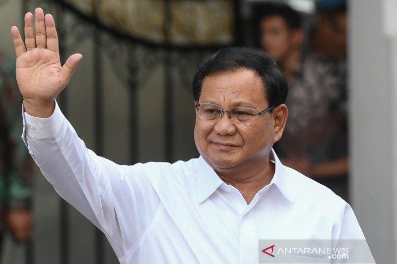 Berikut total kekayaan Prabowo Subianto