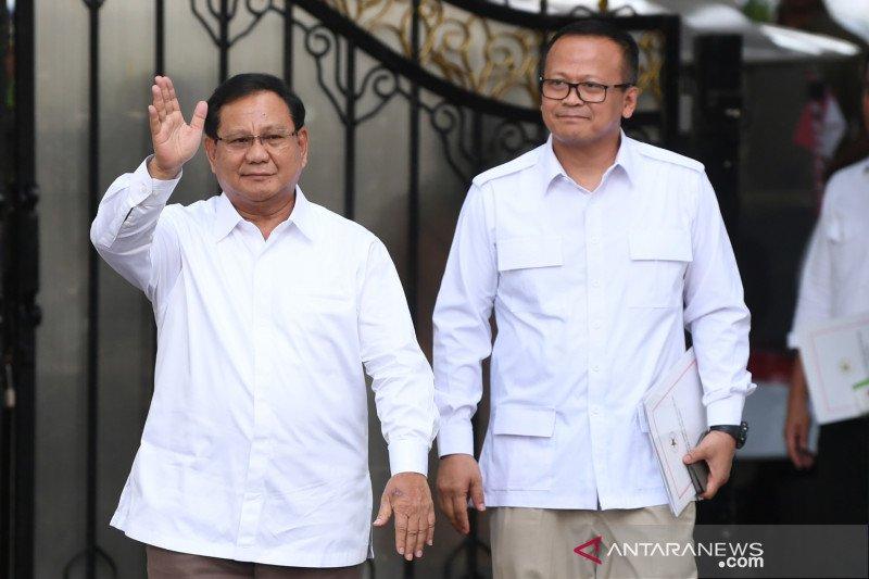 Gerindra: Edhy Prabowo kemungkinan Menteri Kelautan dan Perikanan