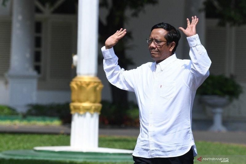 Jika diberi amanah, Mahfud MD siap jadi menteri pemerintahan Jokowi jilid II