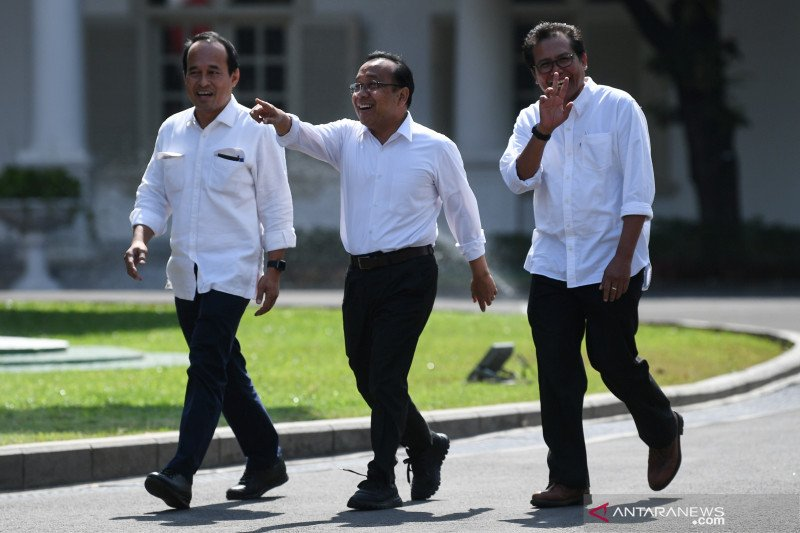 Nico Harjanto, pengamat politik yang masuk kabinet Jokowi?
