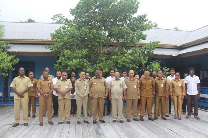 Bupati Asmat ajak warganya dukung pemerintahan Jokowi-Ma'ruf