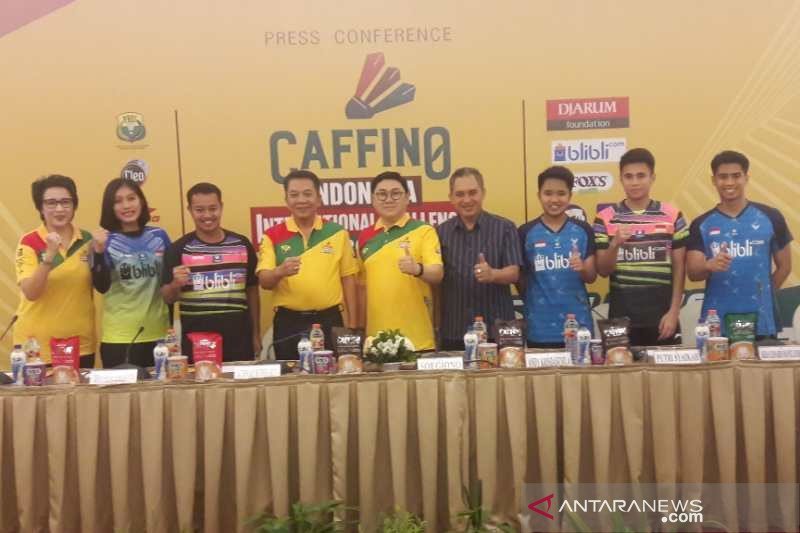 306 atlet ikuti Caffino Indonesia International Challenge 2019
