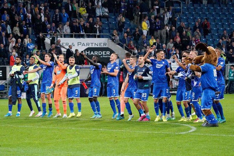Hoffenheim gagalkan Schalke posisi puncak