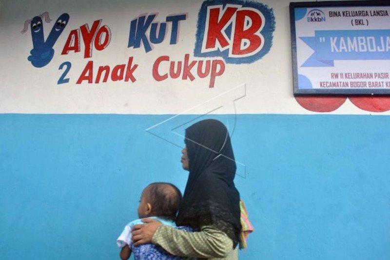 BKKBN Sumsel  maksimalkan 430 Kampung KB tingkatkan kualitas penduduk