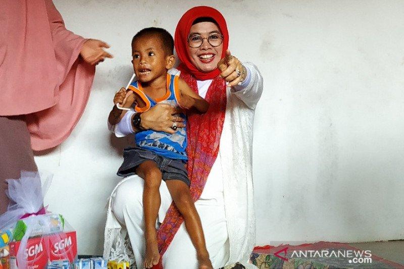 IIKT asuh 58 anak stunting di Bangka Belitung