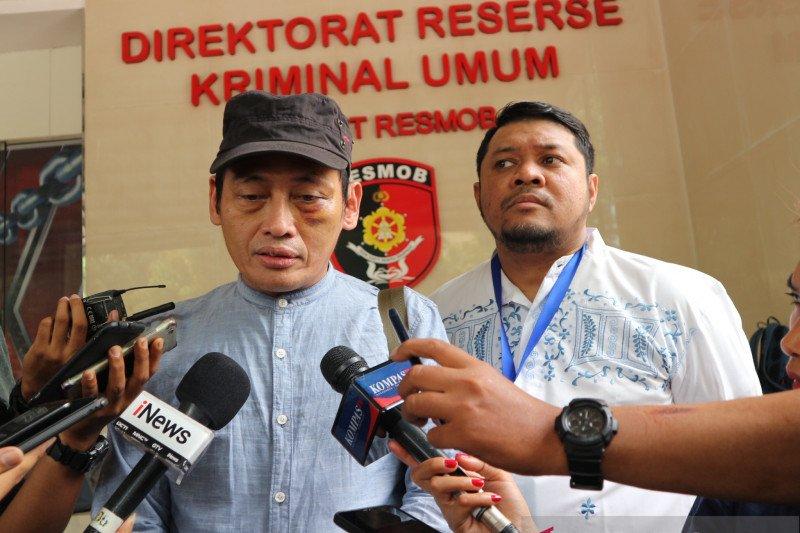 Polisi: Masih ada satu DPO pada kasus Ninoy Karundeng