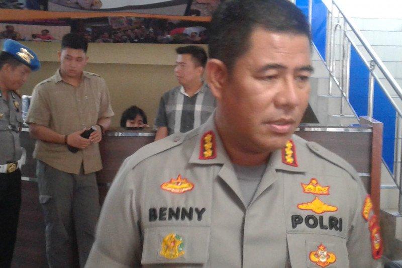 Polisi tahan siswa pelaku penikaman terhadap guru