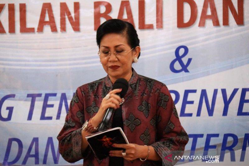 Dekranasda dorong perlindungan hak cipta kerajinan di Bali