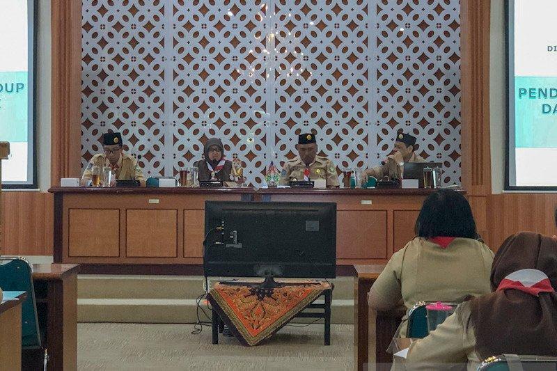Saka Kalpataru Yogyakarta tingkatkan kepedulian Pramuka pada lingkungan hidup