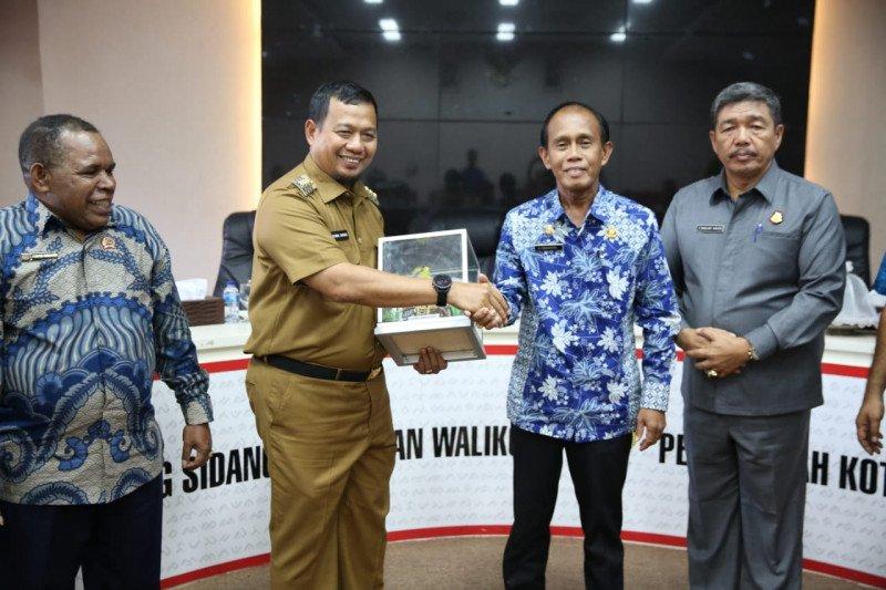 Pemkab Manokwari belajar sistem perpajakan di Makassar