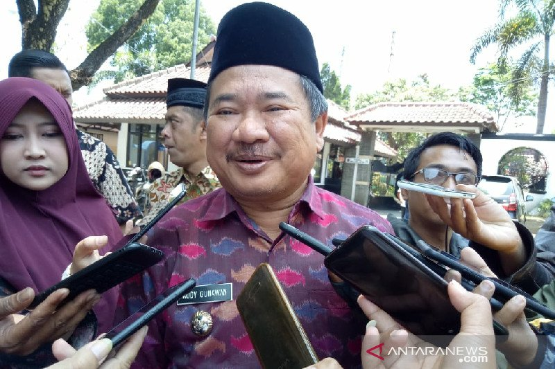 Banprov Rp25 miliar wisata Bagendit tak terserap, kata Bupati Garut