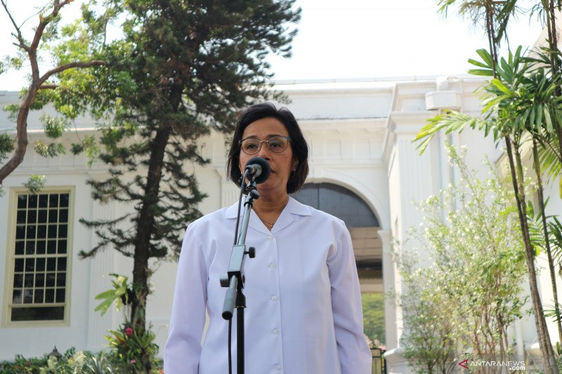 Sri Mulyani tetap Menteri Keuangan