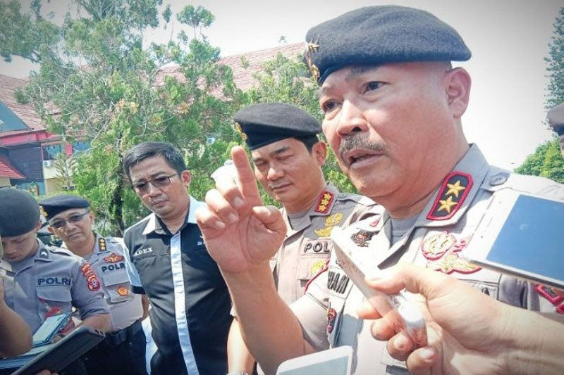Kapolda Kalteng pastikan perkelahian di Sampit sudah ditangani
