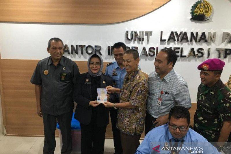 Kemenkumham Jatim meresmikan ULP Pasar Atom Surabaya