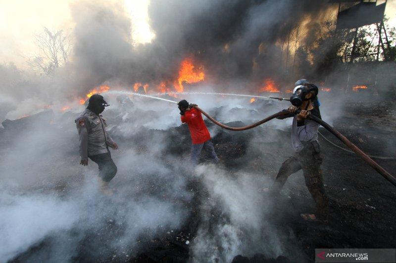 Danrem : Kalsel bersiap cegah kebakaran hutan dan lahan