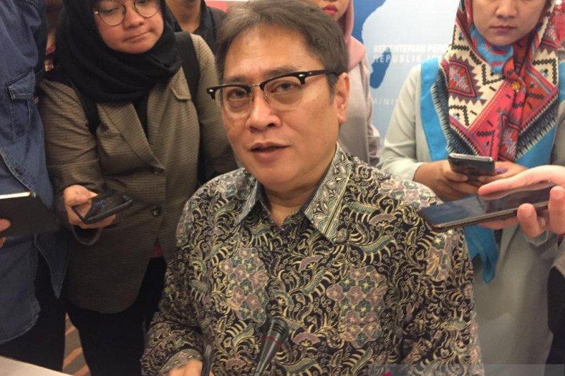 Ketua komite perundingan paparkan lima poin terkait dominasi di RCEP