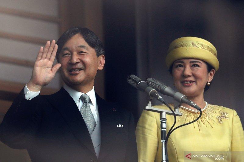 Kaisar Jepang Naruhito mulai lakukan upacara penobatan