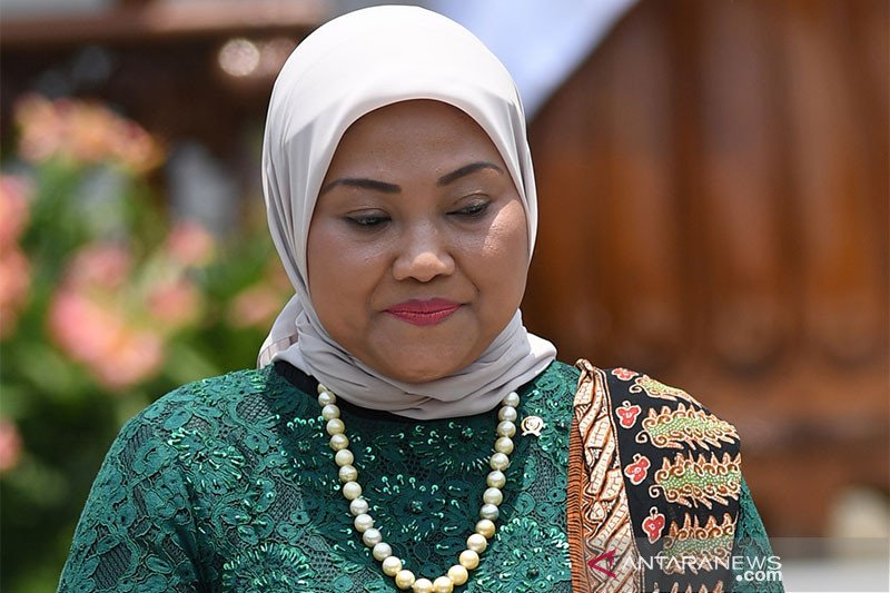 Hanif Dhakiri: Ida bawa Kemnaker hadir bagi pekerja Indonesia