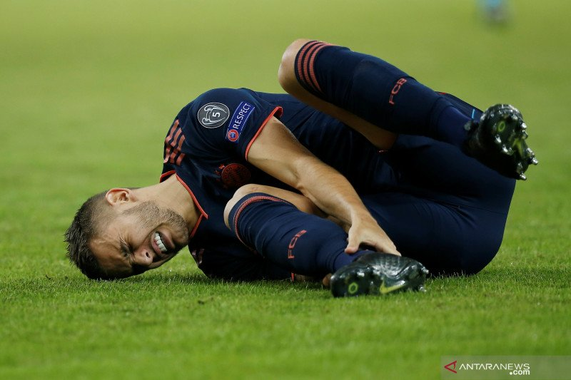 Bek Bayern Munchen Lucas Hernandez terancam absen jangka panjang