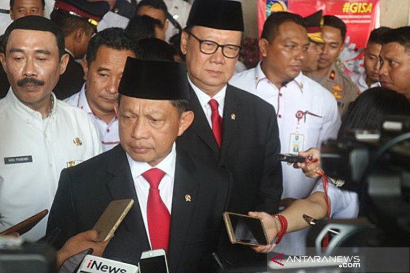 Mendagri komitmen jaga stabilitas politik dalam negeri