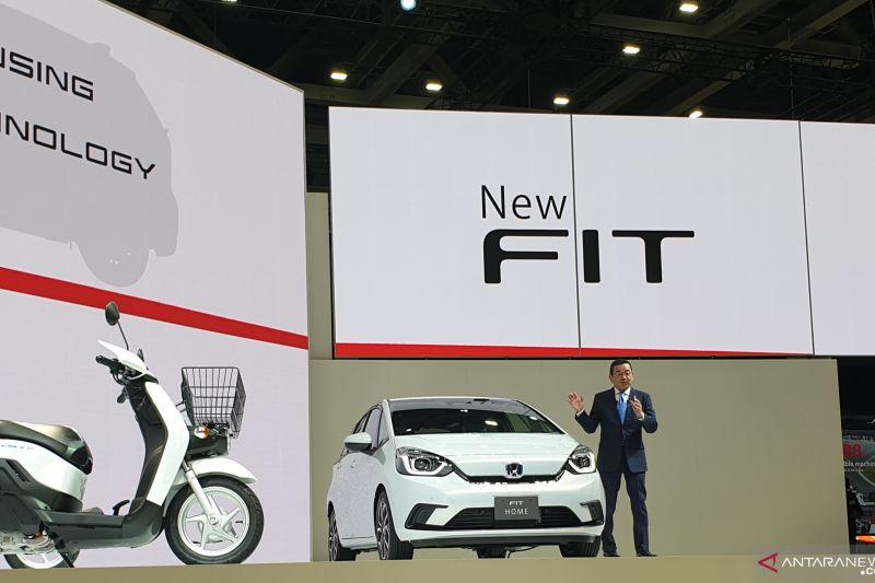 Honda produksi berbagai model kendaraan listrik menuju Visi 2030