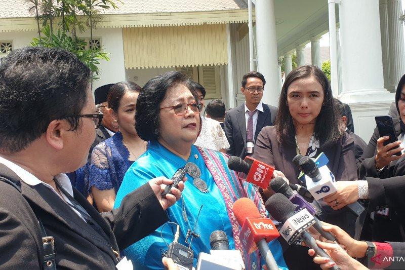 """Menteri LHK: PR dari sampah limbah hingga """"tailing"""" Freeport"""