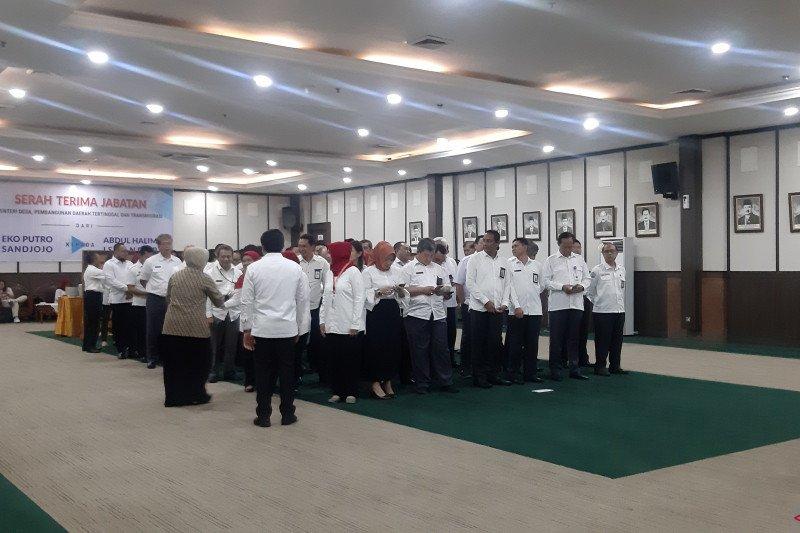 Kemendes PDTT gelar serah terima jabatan Menteri Desa