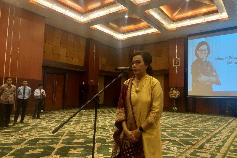 Sri Mulyani: Kerja kabinet tidak terhambat meski ada Ketum Parpol