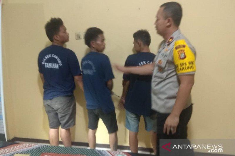Pelaku pemalakan sopir truk di Cakung ditangkap sejam setelah viral