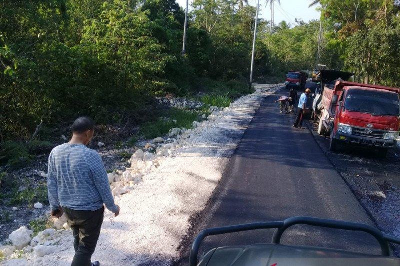 Bangun trans-Kei Besar-Maluku, pemerintah alokasikan Rp1,24 triliun