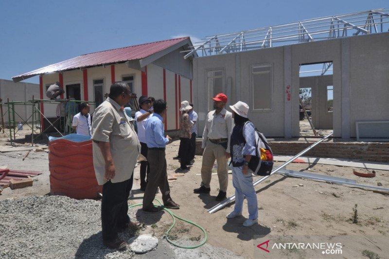 AHA Center tinjau bantuan huntap untuk pengungsi Palu