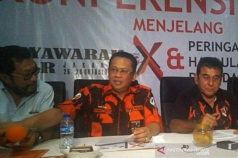 Pemuda Pancasila: Jangan coba-coba ganggu kedaulatan NKRI