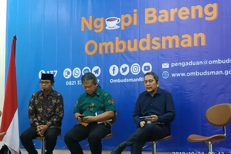 Ombudsman ingatkan potensi malaadministrasi pada kabinet baru