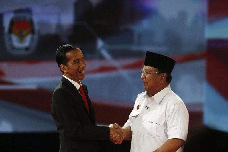 Posisi Prabowo persulit gerakan kaum ultra kanan