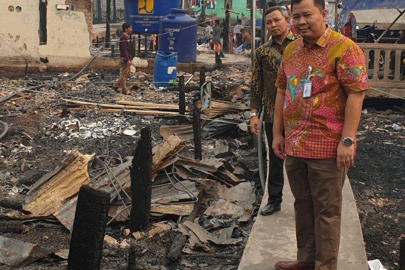 Jamkrindo Palembang  jamin kredit 40.000 pelaku UMKM