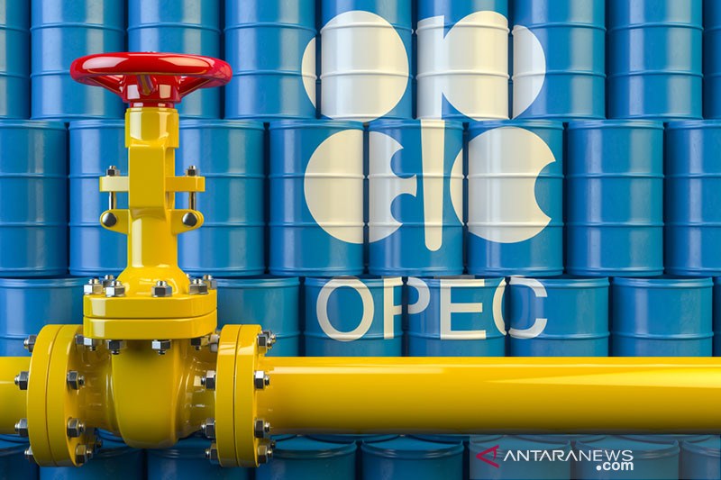 Harga minyak hanya naik tipis, investor tunggu penurunan produksi OPEC