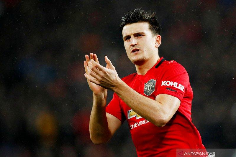 Kapten baru Manchester United Harry Maguire