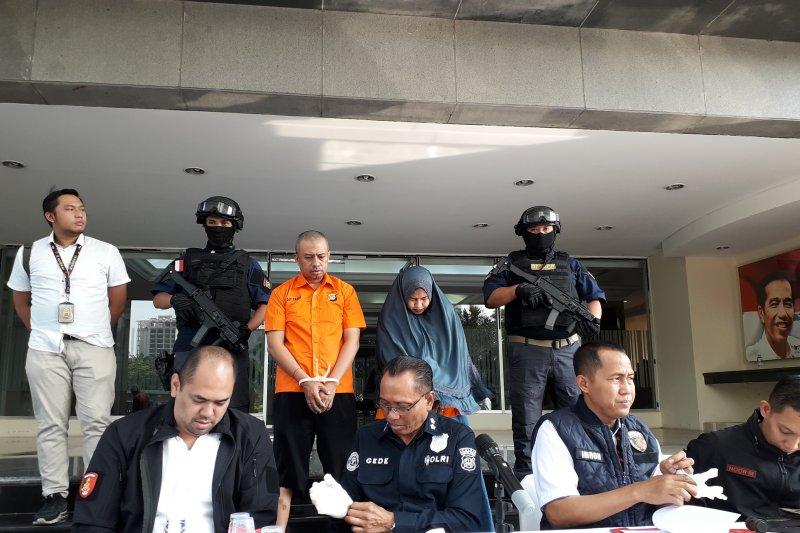 Pria ini ditangkap polisi, menyumbang Rp75.000 untuk aksi teror