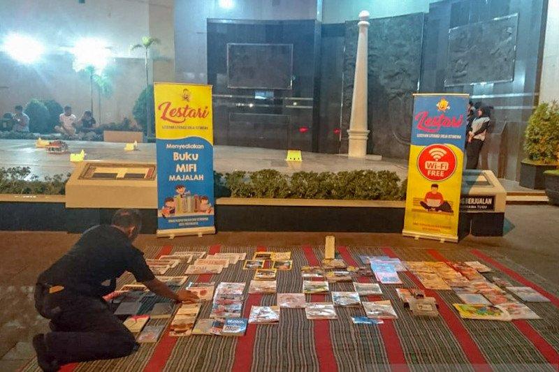 """Dinas Perpustakaan dan Kearsipan Yogyakarta tingkatkan literasi melalui """"Lestari"""""""