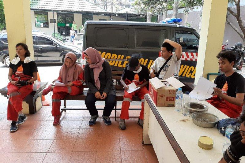 Lima relawan Greenpeace panjat Tugu Pancoran telah dipulangkan