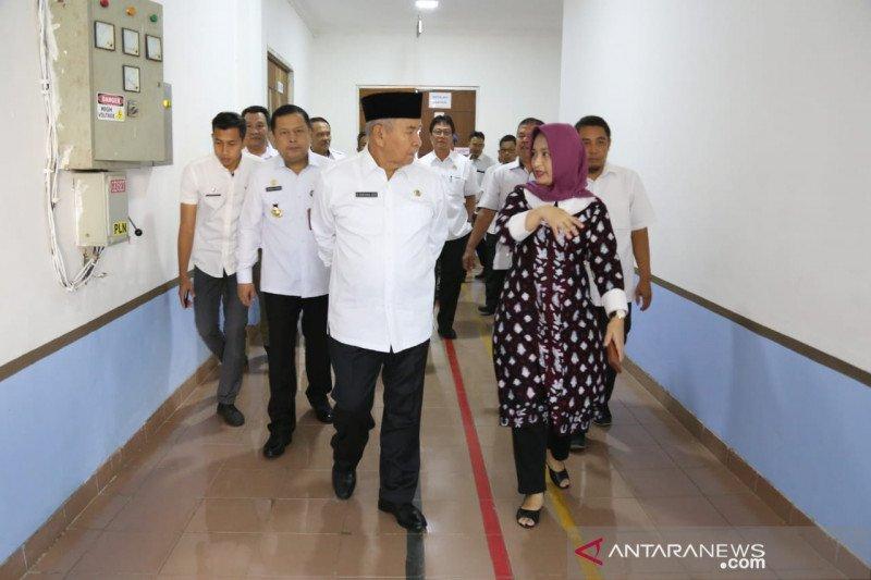 RSUD Ibnu Sotowo Baturaja bangun  ruangan khusus penderita TB