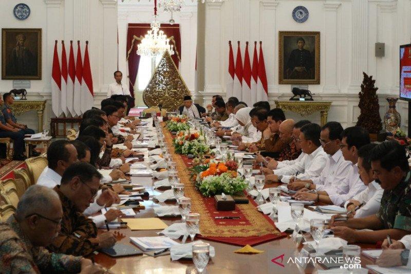 Jokowi: 5 tahun lalu ada menteri gagal paham visi misi