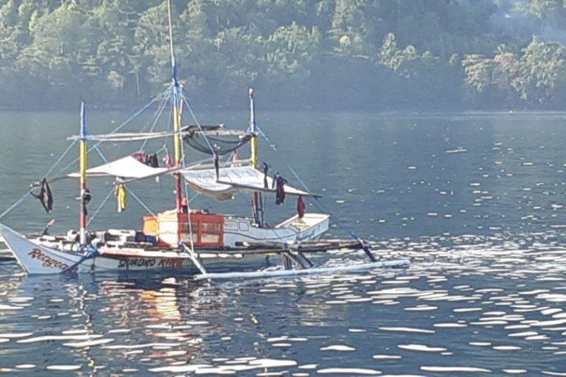 KKP tahan tiga kapal perikanan berbendera Filipina