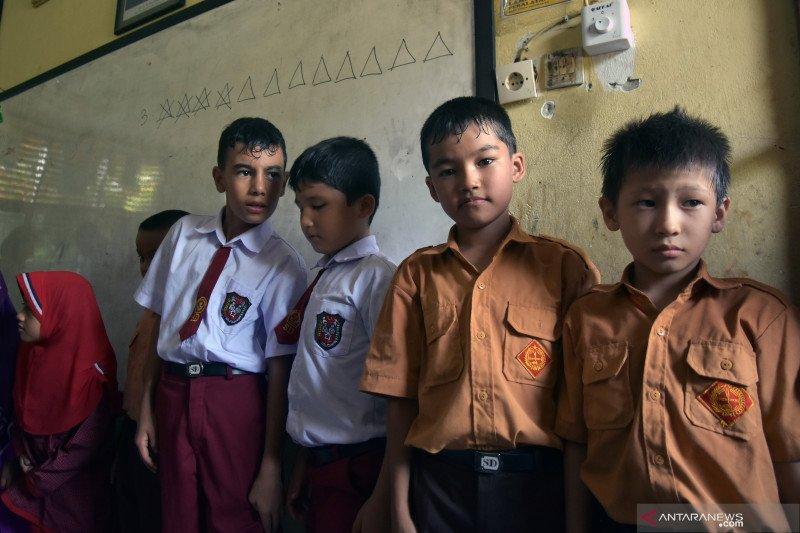 Anak imigran bersekolah di SDN Pekanbaru diminta untuk dievaluasi