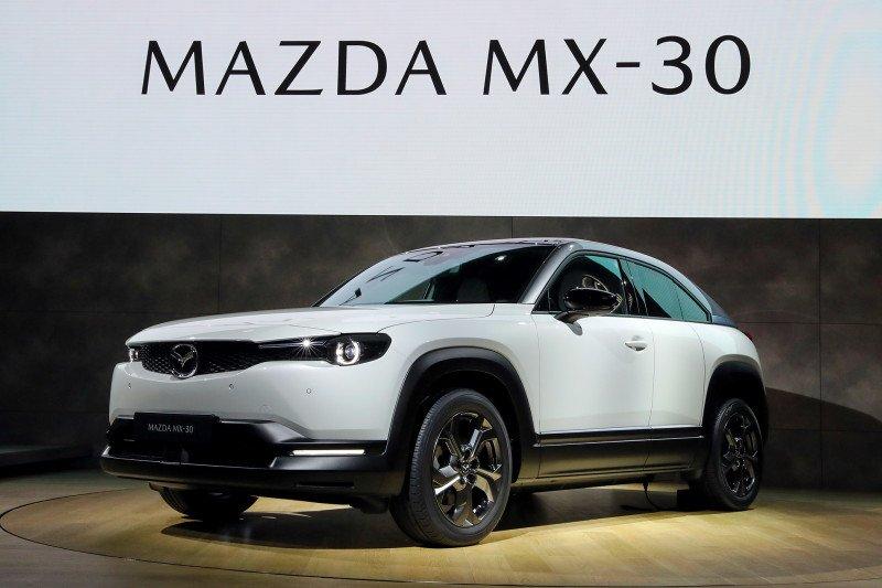 Mazda perkenalkan mobil listrik terbaru ajang  di Tokyo Motor Show 2019
