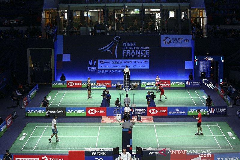 Praveen/Melati ke semifinal French Open, tumbangkan unggulan dua