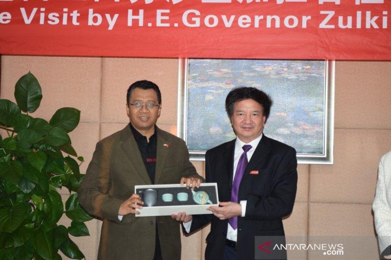 NTB menjajaki kerja sama pendidikan dengan Universitas Zhejiang
