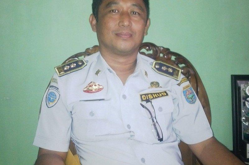 Dishub Ogan Komering Ulu pasang 200 rambu lalulintas