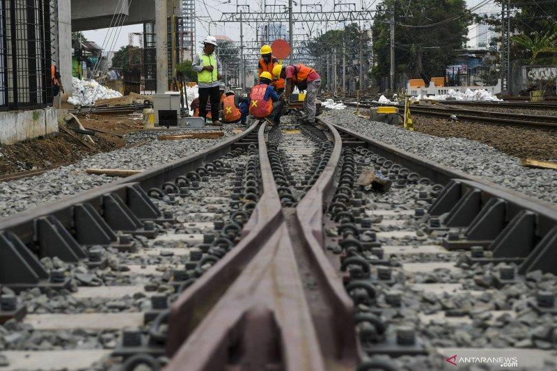 Pemprov akan tata Stasiun Manggarai terintegrasi moda angkutan darat