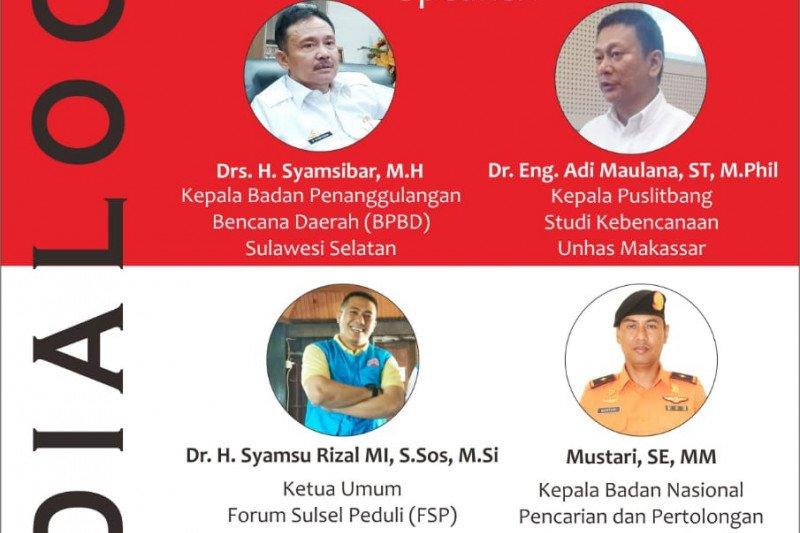 Empat pemateri siap bahas peran pemuda pada pengurangan risiko bencana